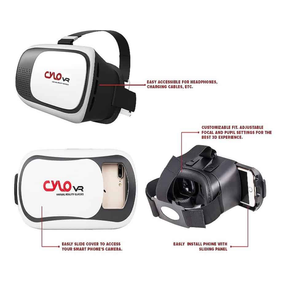 Cylo Virtual Reality Headset