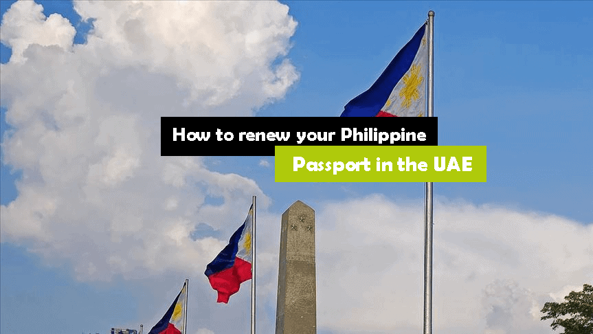 How to renew your Philippine passport in the UAE