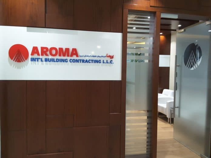 Aroma International Building Contracting LLC