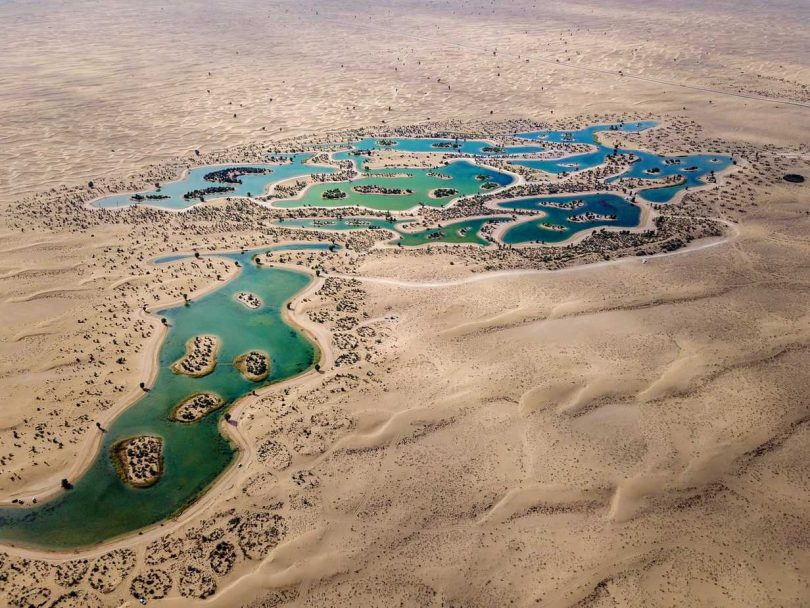 Al_Qudra_Lakes_from_Above-scaled