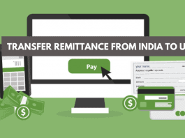 How to transfer remittance from India to UAE
