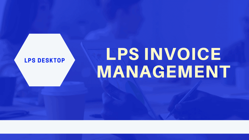 How to login Desktop Process Management - LPS Desktop Management