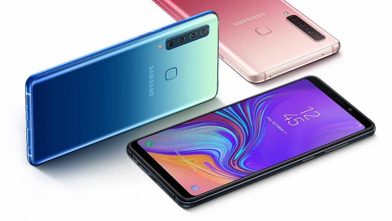 Samsung A9 Price in Dubai