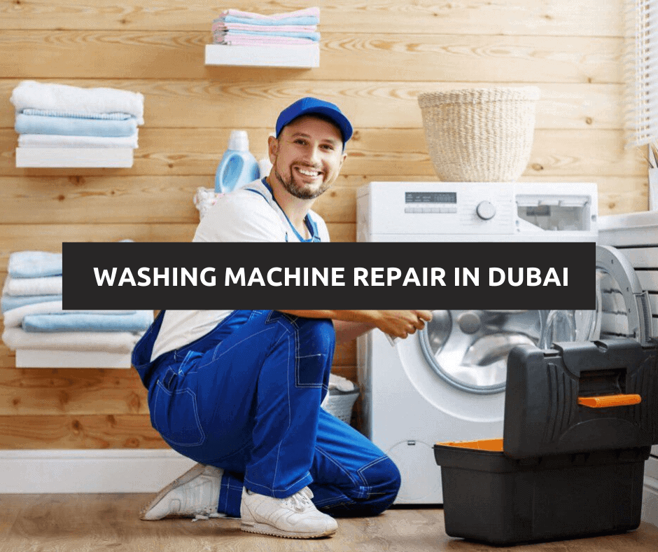 Washing Machine Repair In Duba